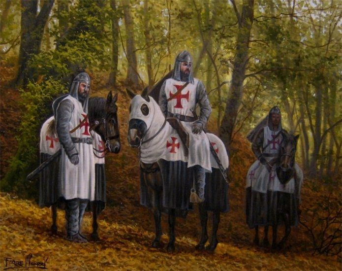 an analysis of knights templar The knights templar was a large organization of devout christians during the medieval era who carried out an important mission: to protect european travelers visiting sites in the holy land while.