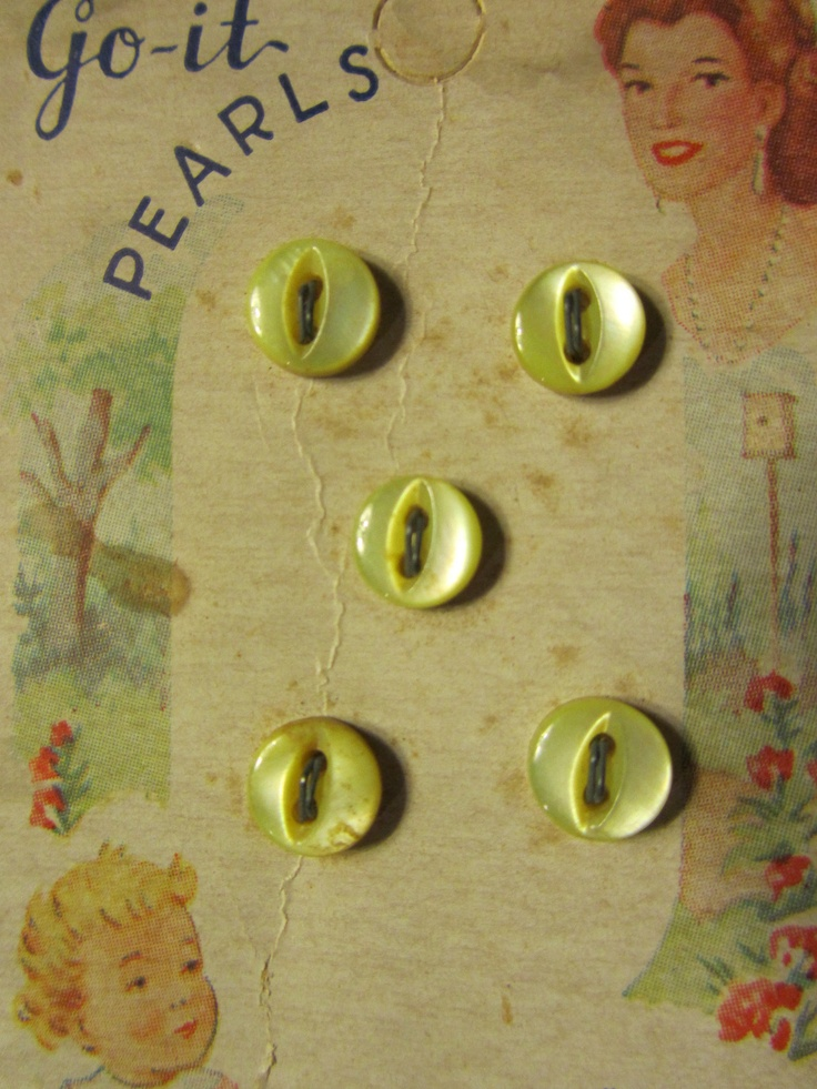 5 5 16 go it yellow pearl 2 hole