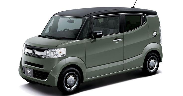 Honda Updates Its Slick Little N-Box Slash Kei Car #Honda #Honda_N_Box