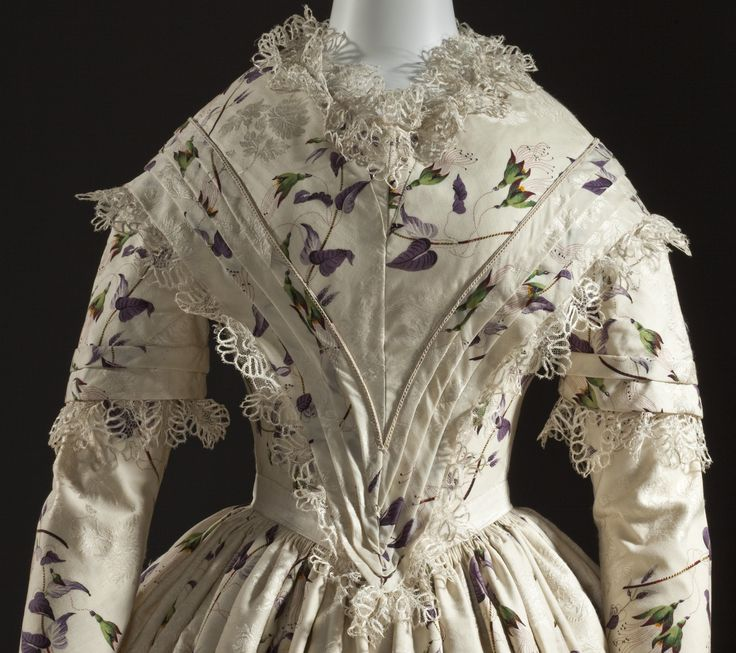 Woman's Dress | LACMA Collections 1845