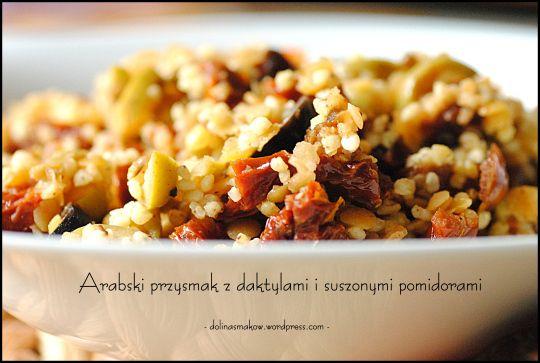 Soczewica, jaglana - arabski smak