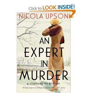 122 best books books books images on pinterest books cozy expert in murder an a josephine tey mystery josephine tey mysteries fandeluxe Images