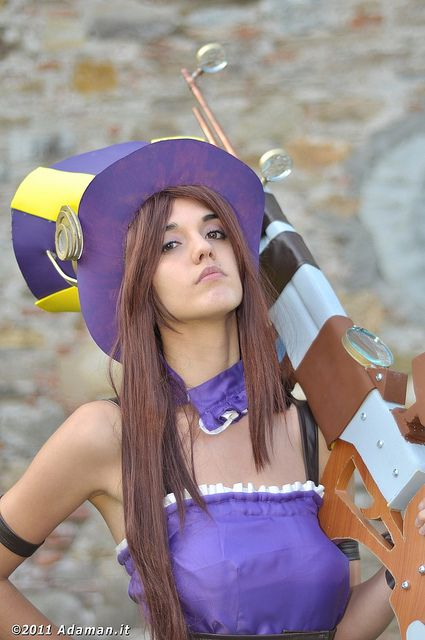League of Legends Caitlyn Cosplay