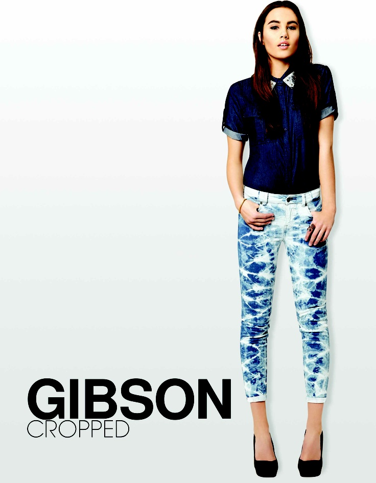 Gibson Cropped