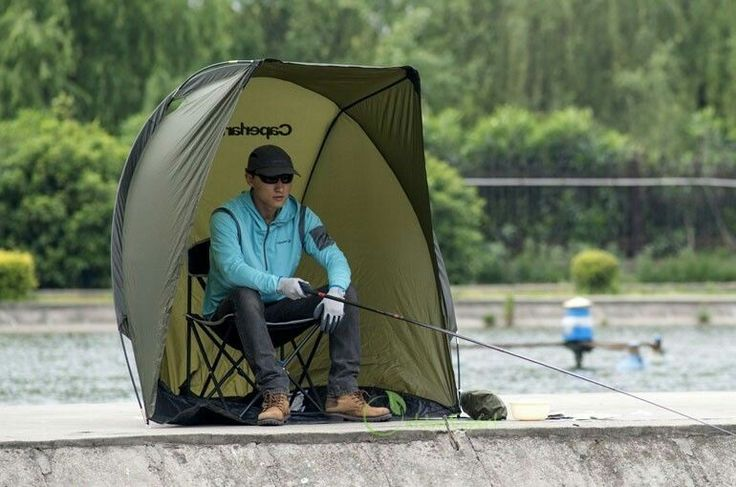 Small Fishing Shelters : Best fishing tent namioty i bajery images on