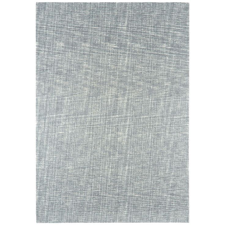 Tweed Wool Rug, Silver available online at Barker & Stonehouse.  £590