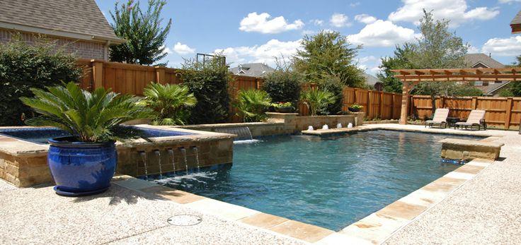 375 best pool images on pinterest backyard ideas garden for Pool design kg