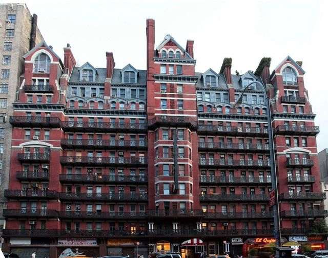 Chelsea Hotel Flickr Photo Sharing Hotelhotels Innew York
