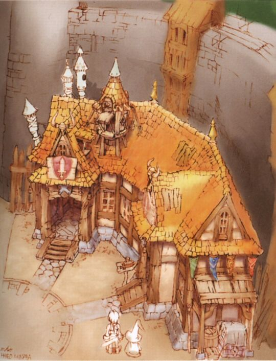 Alexandria_Weapon_Shop_FFIX_Art.jpg (540×706)