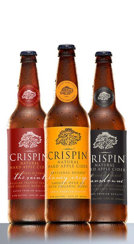 Crispin Hard Cider | Gluten Free