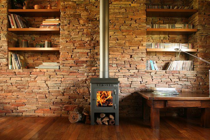 Ñuke Puelo (8.500 K/cal) | Estufas a leña Ñuke - Salamandras, Calefactores, Cocinas a leña | Productos Ñuke