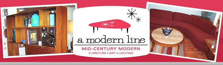 A modern line mid century modern furniture tampa fl for Mid century furniture florida