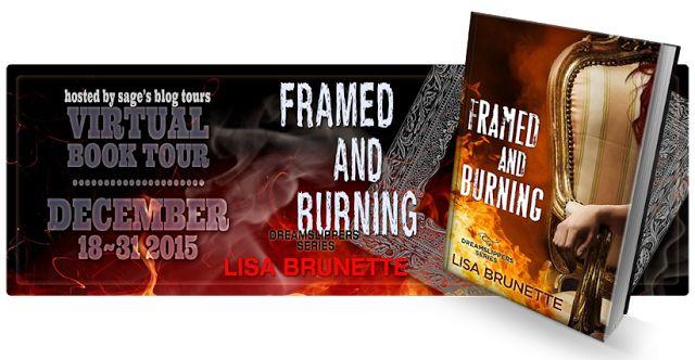 Book-o-Craze: Book Tour {Review} -- Framed and Burning (Dreamsli...