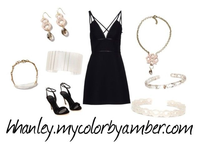 """""""Color by Amber 13"""" by hhanley-colorbyamber on Polyvore featuring Prada"""