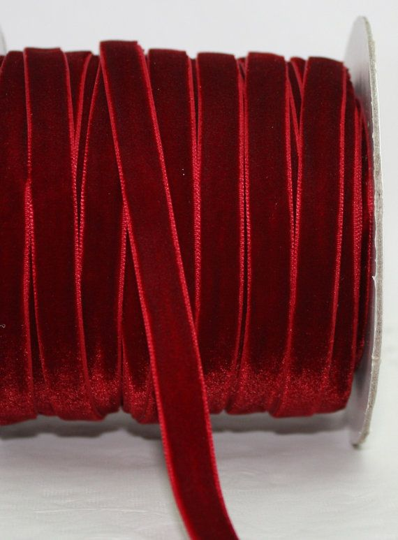 rich, claret red--a good opener for February, yes?; pinned 2/1/13