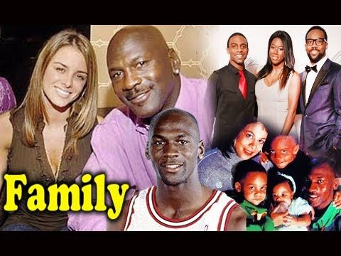 Michael Jordan Family Photos With Parents,Brother,Sister,Wife and Childr...