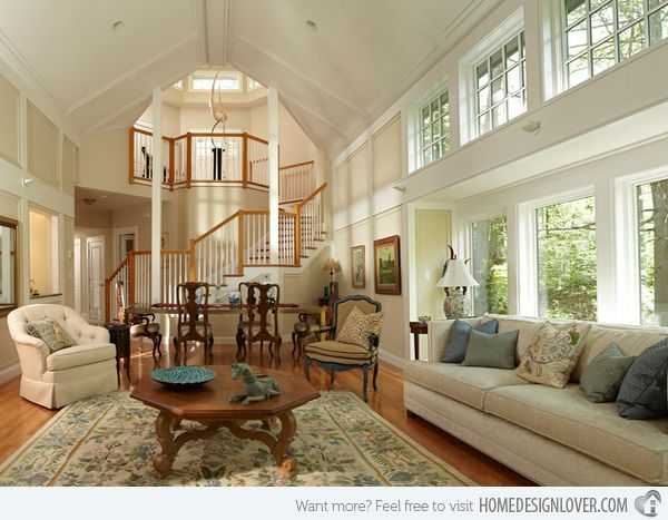 The best asset of this Boston home is in fact the clerestory windows.
