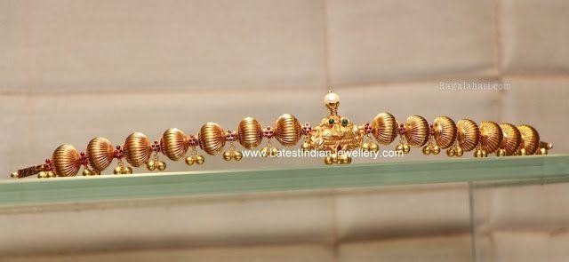 Lightweight gold daabu