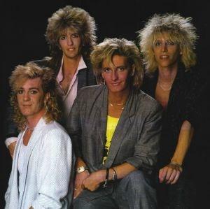 1980's Platinum Blonde