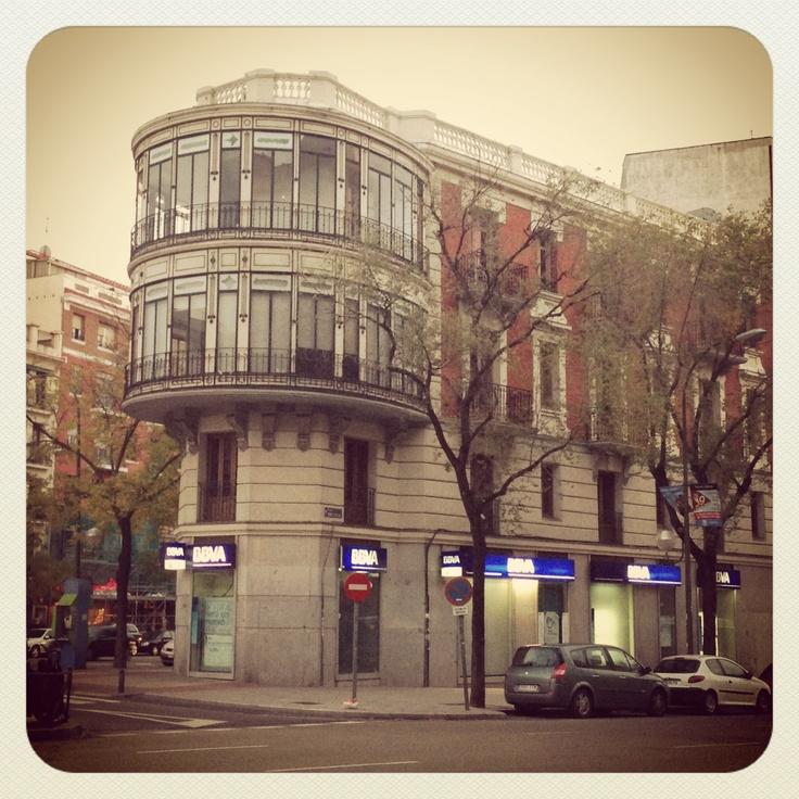 Cuatro Caminos, Madrid