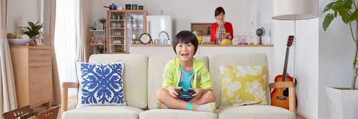 家族でPlayStation®!   プレイステーション® オフィシャルサイト