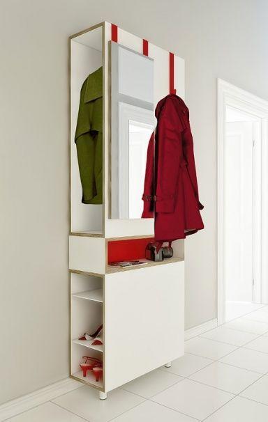 garderoben design