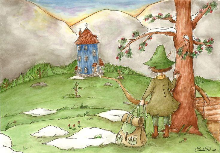 moominvalley - Google-haku