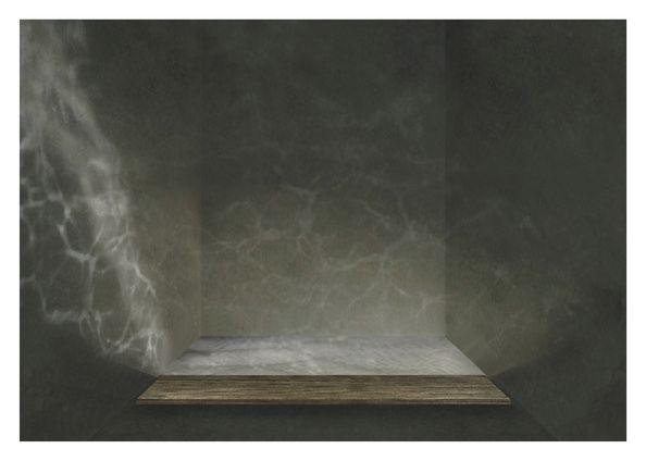 Visualization - Rhythms Water view 1 - by Diana Lindboe