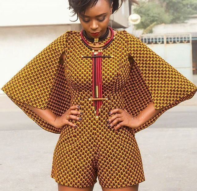 Love of fashion in Africa™