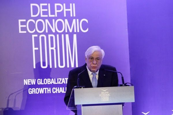 Debt Crisis a Real Enemy for Eurozone, Says Hellenic Republic President