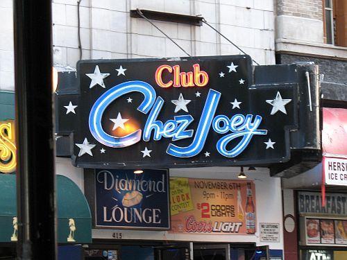 Quot Chez Joey Quot Club Baltimore S Quot The Block Quot Pinterest