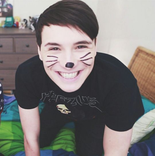 His smile is my entire life.