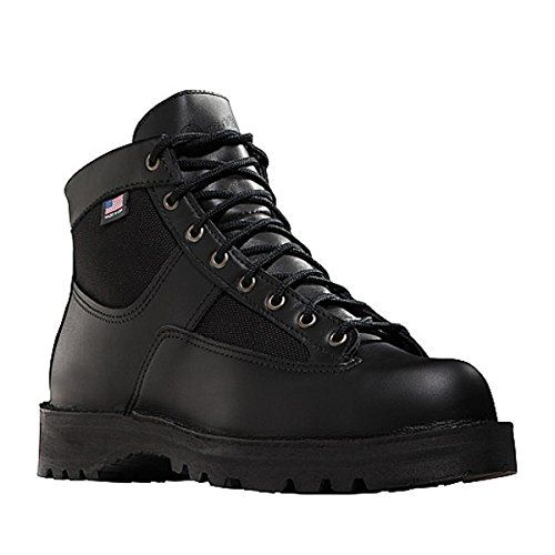 Danner® 25200 Patrol Black Durable and supportive police/patrol boot.
