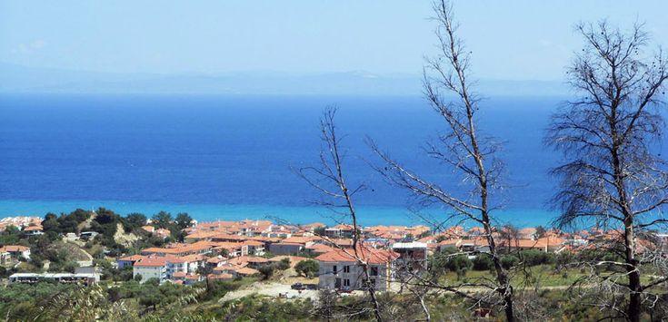 #Polichrono view #Halkidiki #Kassandra
