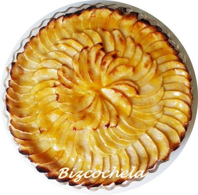 Tarta de manzana clasica