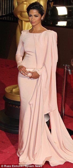 Camila Alves in Gabriela Cadena / Academy Awards March 2014