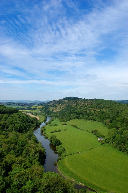 Wye Valley, Wales