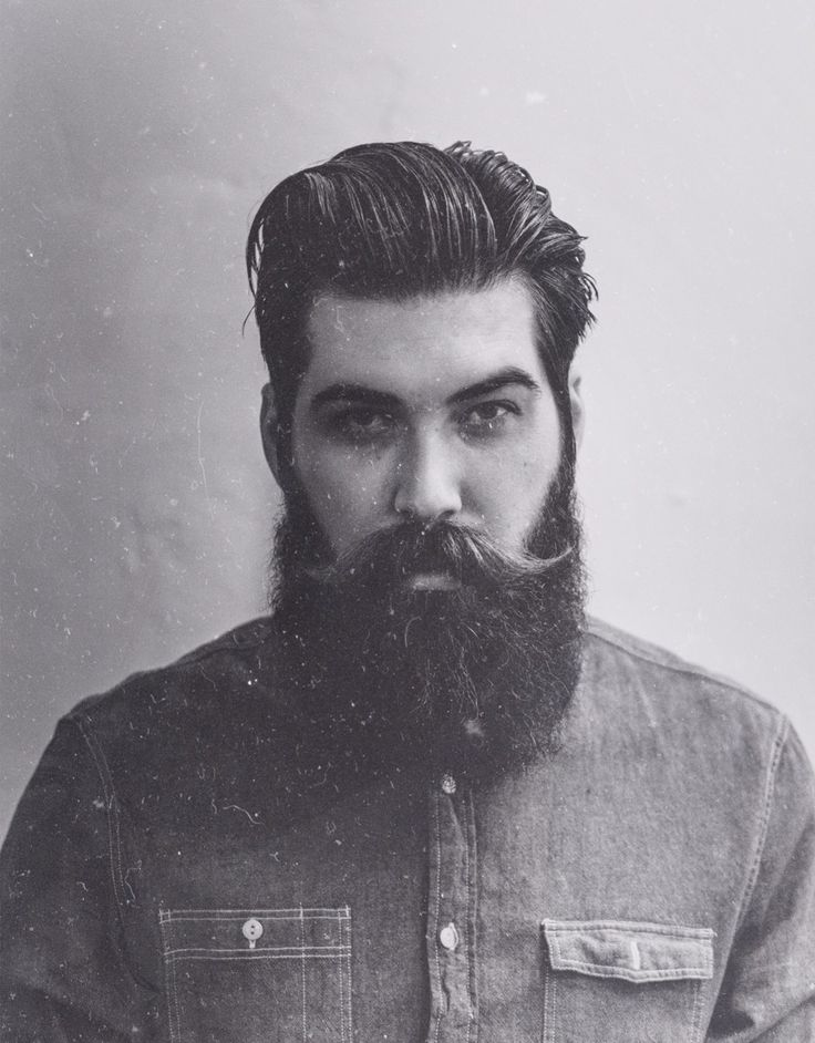 Mens facial hair 1950 pictures