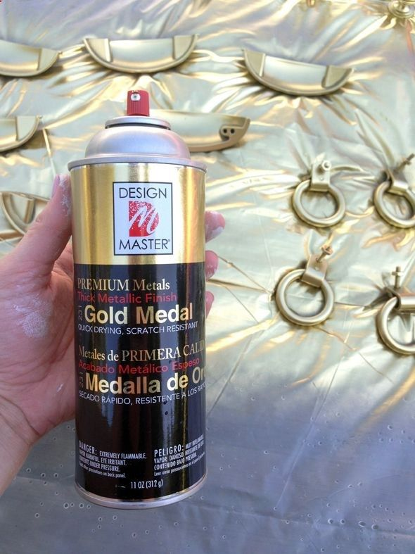 17 Best Images About Gold Spray Paint On Pinterest Metallic Gold Sprays And Milk Bottles