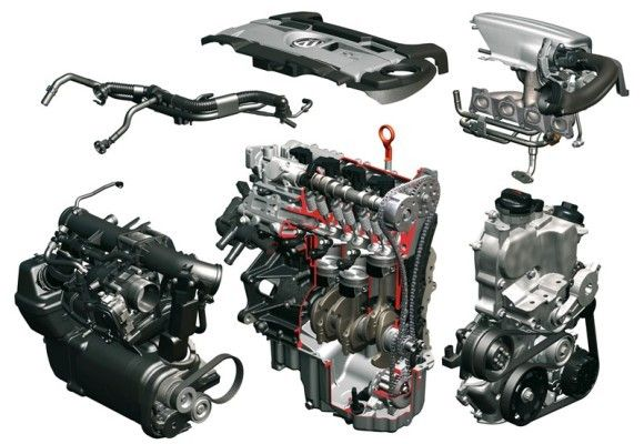 Nowoczesny silnik benzynowy - downsizing, turbo i elektronika. Czytaj na: http://www.iparts.pl/artykuly/nowoczesny-silnik-benzynowy-downsizing-turbo-i-elektronika,76.html