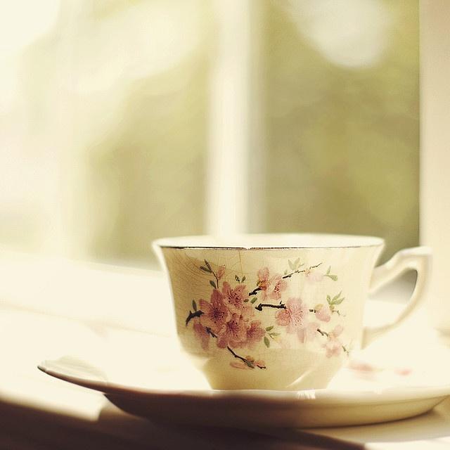 tea: Cherries Blossoms, Teas Time, Beautiful Teacups, Teas Cups, Cups Of Teas, Afternoon Teas, Photo, Teas Parties, Casino Parties