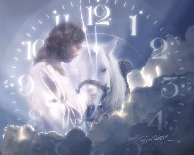 """You also must be ready, because the Son of Man will come at an hour when you do not expect him.""""  Luke 12:40"""