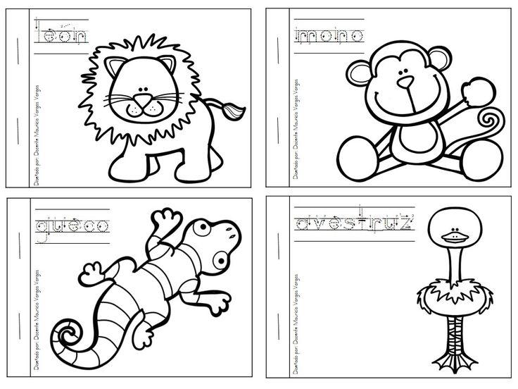 114 best dibujos infantiles para colorear images on Pinterest ...