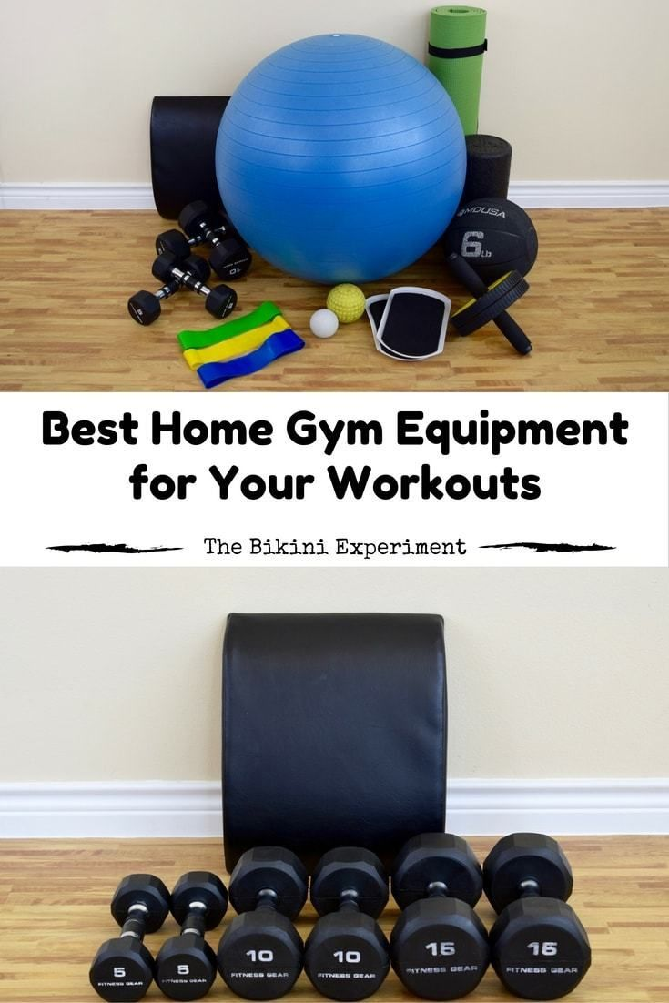 Building up the ultimate home gym! This home gym equipment is convenient…