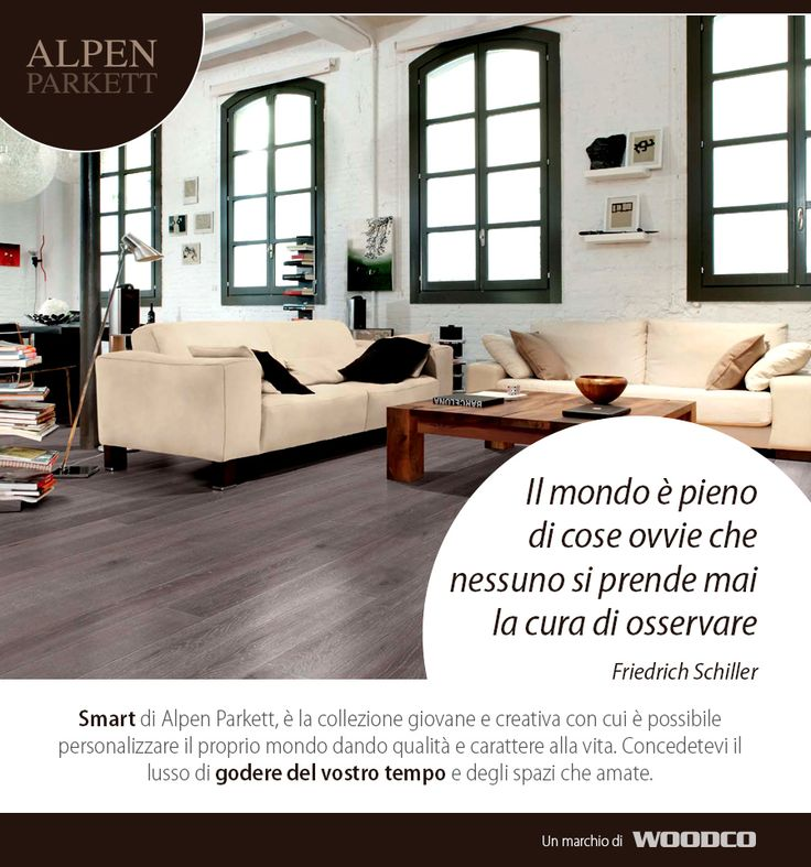 #Parquet Smart by Alpen Parkett: take the #luxury of enjoying your time! #parquetlovers