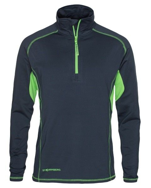 Aurdal Sweater - The perfect intermediate layer, great for active use. Shop now at: http://www.stormberg.com/en/men/activities/hiking/aurdal-sweater.html#20327
