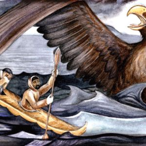#Sedna, #Goddess of the #Sea, an #Inuit #Legend // # ...