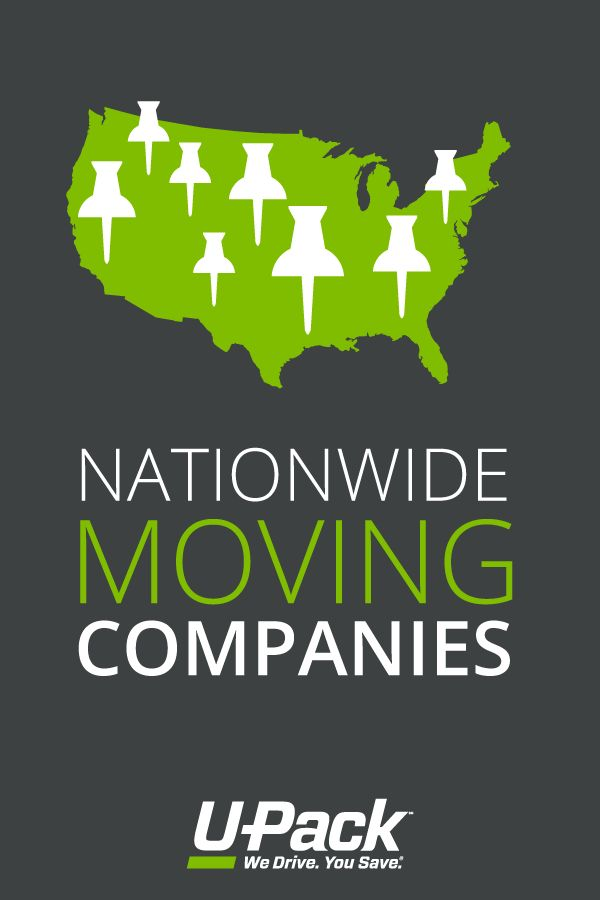 Looking for reputable nationwide moving companies? Find the info you need here. #movers #movingcompanies