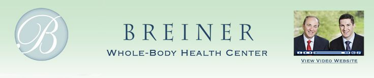 The Breiner Whole-Body Health Centre is the premier Medical and Dental Center for Holistic Medicine in Connecticut.