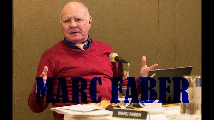 Discuss (Nov 26, 2017) with MARC FABER - Gold & Silver Markets Analysis ...
